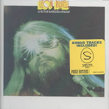 LEON RUSSELL AND THE SHELTER PEOPLE BY RUSSELL,LEON (CD)