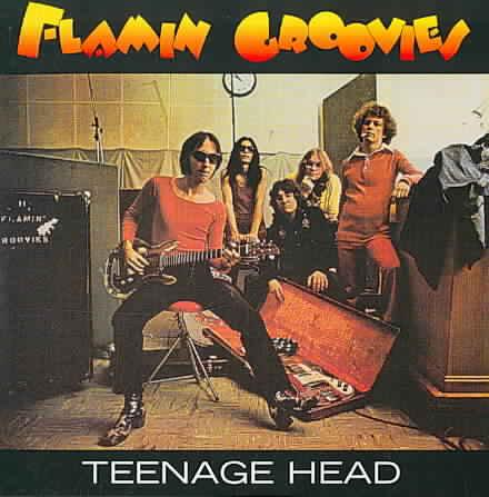 TEENAGE HEAD BY FLAMIN' GROOVIES (CD)